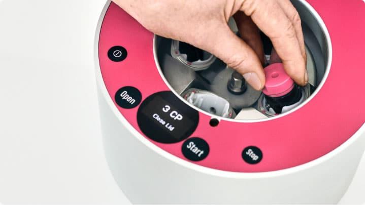 Automated centrifugation